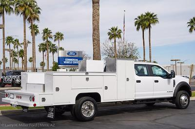 2021 Ford F-550 Crew Cab DRW 4x4, Scelzi Welder Body #21P228 - photo 10