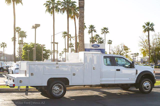 2021 Ford F-550 Super Cab DRW 4x4, Scelzi Welder Body #21P230 - photo 11
