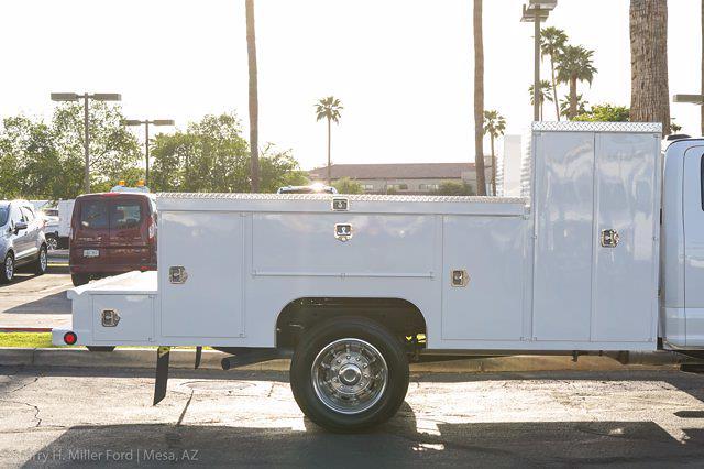 2021 Ford F-550 Super Cab DRW 4x4, Scelzi Welder Body #21P230 - photo 13