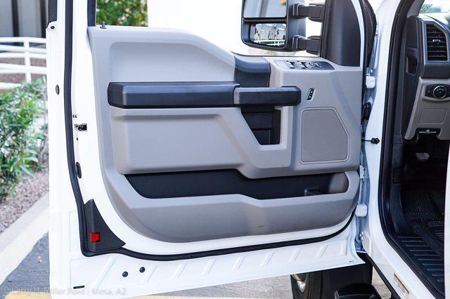 2021 Ford F-550 Super Cab DRW 4x4, Scelzi Welder Body #21P230 - photo 16
