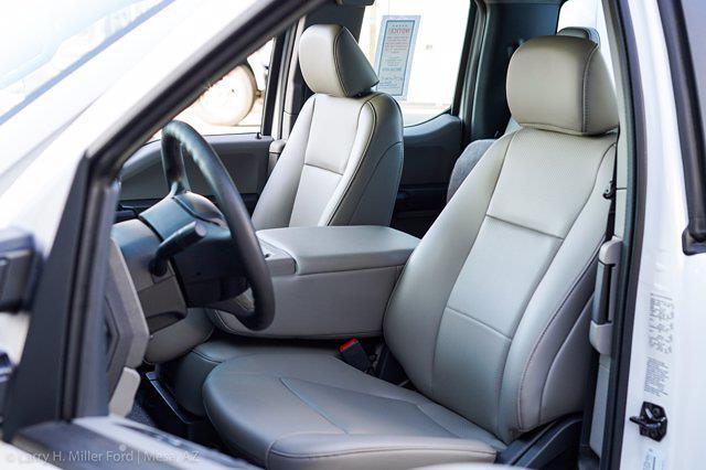 2021 Ford F-550 Super Cab DRW 4x4, Scelzi Welder Body #21P230 - photo 18