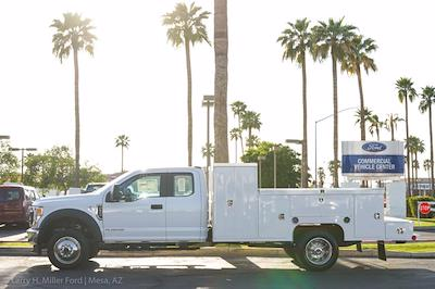 2021 Ford F-550 Super Cab DRW 4x4, Scelzi Welder Body #21P230 - photo 3