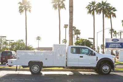 2021 Ford F-550 Super Cab DRW 4x4, Scelzi Welder Body #21P230 - photo 12