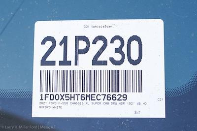 2021 Ford F-550 Super Cab DRW 4x4, Scelzi Welder Body #21P230 - photo 29
