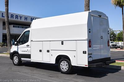 2021 Ford Transit 350 4x2, Knapheide KUV Service Utility Van #21P231 - photo 2