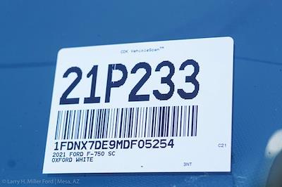 2021 Ford F-750 Super Cab DRW 4x2, Stahl Chipper Body #21P233 - photo 26