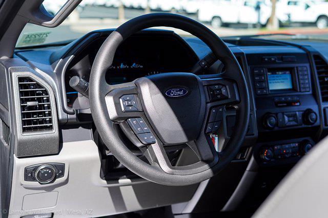 2021 Ford F-550 Super Cab DRW 4x2, Scelzi Welder Body #21P234 - photo 19