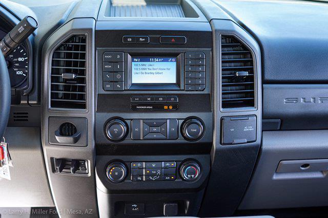 2021 Ford F-550 Super Cab DRW 4x2, Scelzi Welder Body #21P234 - photo 20