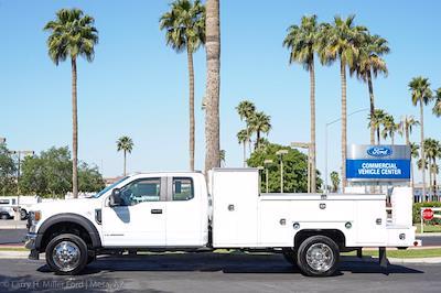 2021 Ford F-550 Super Cab DRW 4x2, Scelzi Welder Body #21P234 - photo 3
