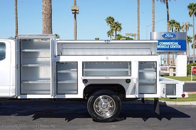 2021 Ford F-550 Super Cab DRW 4x2, Scelzi Welder Body #21P234 - photo 7