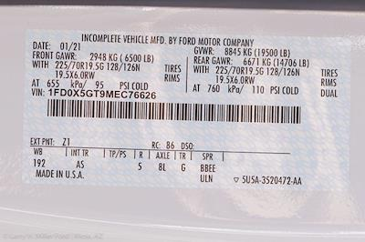 2021 Ford F-550 Super Cab DRW 4x2, Scelzi Welder Body #21P234 - photo 27