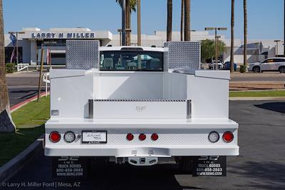 2021 Ford F-550 Super Cab DRW 4x2, Scelzi Welder Body #21P234 - photo 9