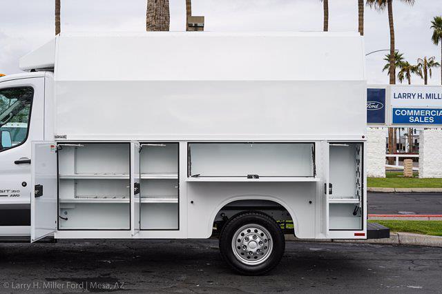 2021 Ford Transit 350 AWD, Knapheide KUV Service Utility Van #21P236 - photo 6