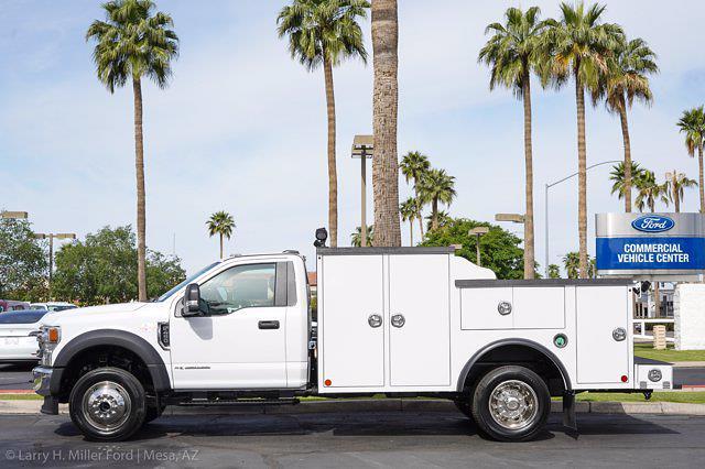 2021 Ford F-450 Regular Cab DRW 4x4, Reading Service Body #21P241 - photo 1