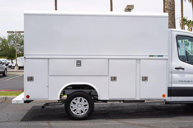 2021 Ford Transit 350 4x2, Reading Aluminum CSV Service Utility Van #21P245 - photo 15