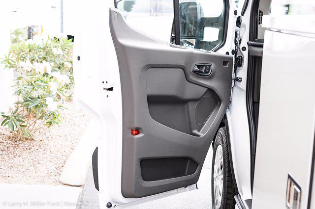 2021 Ford Transit 350 4x2, Reading Aluminum CSV Service Utility Van #21P245 - photo 18