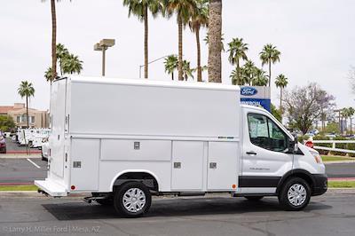 2021 Ford Transit 350 4x2, Reading Aluminum CSV Service Utility Van #21P245 - photo 13