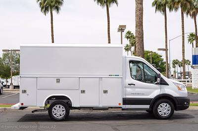 2021 Ford Transit 350 4x2, Reading Aluminum CSV Service Utility Van #21P245 - photo 14