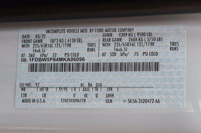 2021 Ford Transit 350 4x2, Reading Aluminum CSV Service Utility Van #21P245 - photo 30