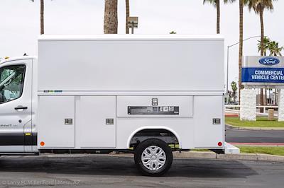 2021 Ford Transit 350 4x2, Reading Aluminum CSV Service Utility Van #21P245 - photo 6