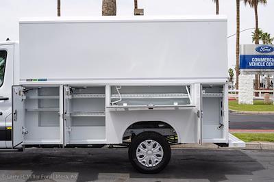 2021 Ford Transit 350 4x2, Reading Aluminum CSV Service Utility Van #21P245 - photo 7