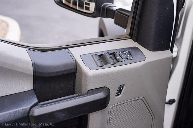 2021 Ford F-450 Super Cab DRW 4x2, Scelzi SCTFB Contractor Body #21P257 - photo 16