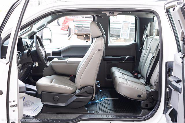 2021 Ford F-450 Super Cab DRW 4x2, Scelzi SCTFB Contractor Body #21P257 - photo 21