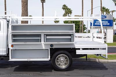 2021 Ford F-450 Super Cab DRW 4x2, Scelzi SCTFB Contractor Body #21P257 - photo 7