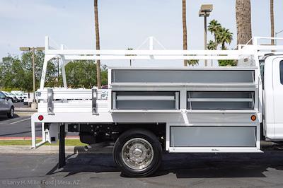 2021 Ford F-450 Super Cab DRW 4x2, Scelzi SCTFB Contractor Body #21P257 - photo 13
