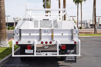 2021 Ford F-450 Super Cab DRW 4x2, Scelzi SCTFB Contractor Body #21P257 - photo 8