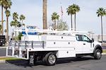 2021 Ford F-450 Super Cab DRW 4x2, Scelzi SCTFB Contractor Body #21P257 - photo 9