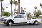 2021 Ford F-450 Crew Cab DRW 4x4, Knapheide PGNC Gooseneck Platform Body #21P260 - photo 3