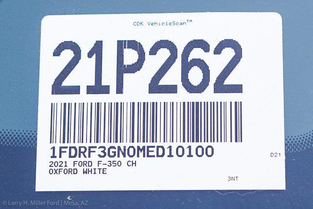 2021 Ford F-350 Regular Cab DRW 4x2, Knapheide KUVcc Service Body #21P262 - photo 28