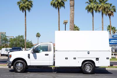 2021 Ford F-350 Regular Cab DRW 4x2, Knapheide KUVcc Service Body #21P262 - photo 3