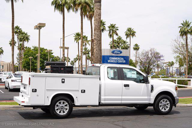 2021 Ford F-350 Super Cab 4x2, Knapheide Steel Service Body #21P270 - photo 12