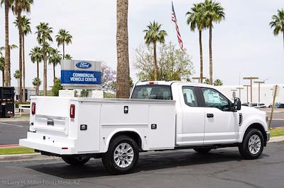 2021 Ford F-350 Super Cab 4x2, Knapheide Steel Service Body #21P270 - photo 11