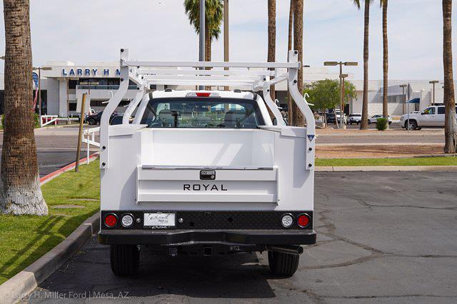 2021 Ford F-250 Crew Cab 4x4, Royal Truck Body Service Body #21P274 - photo 10