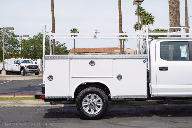 2021 Ford F-250 Crew Cab 4x4, Royal Truck Body Service Body #21P274 - photo 14