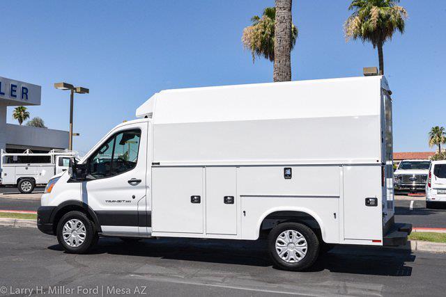 2021 Ford Transit 350 4x2, Knapheide KUV Service Utility Van #21P279 - photo 2