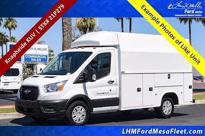 2021 Ford Transit 350 4x2, Knapheide KUV Service Utility Van #21P279 - photo 1