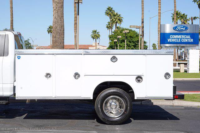 2021 Ford F-350 Regular Cab DRW 4x4, Royal Truck Body Service Body #21P285 - photo 6