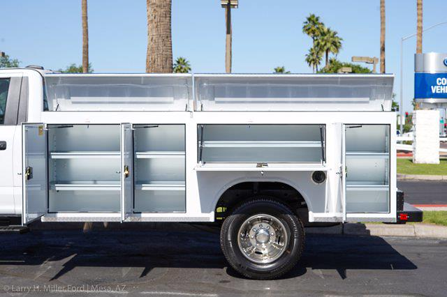 2021 Ford F-350 Regular Cab DRW 4x4, Royal Truck Body Service Body #21P285 - photo 7