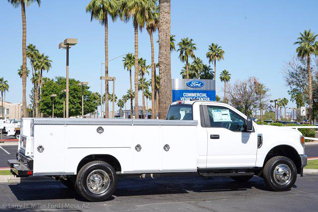 2021 Ford F-350 Regular Cab DRW 4x4, Royal Truck Body Service Body #21P285 - photo 11