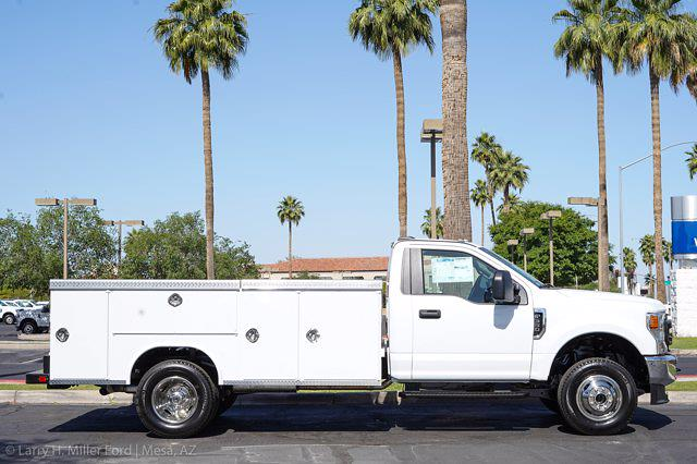 2021 Ford F-350 Regular Cab DRW 4x4, Royal Truck Body Service Body #21P285 - photo 12