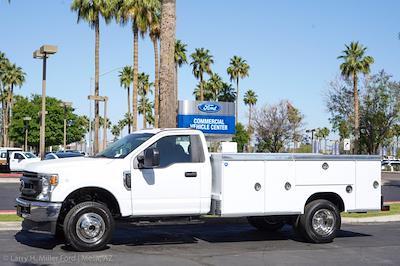 2021 Ford F-350 Regular Cab DRW 4x4, Royal Truck Body Service Body #21P285 - photo 4