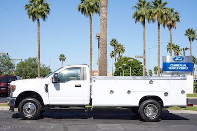 2021 Ford F-350 Regular Cab DRW 4x4, Royal Truck Body Service Body #21P285 - photo 3