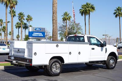 2021 Ford F-350 Regular Cab DRW 4x4, Royal Truck Body Service Body #21P285 - photo 10