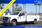 2021 Ford F-350 Regular Cab DRW 4x4, Royal Truck Body Service Body #21P285 - photo 1