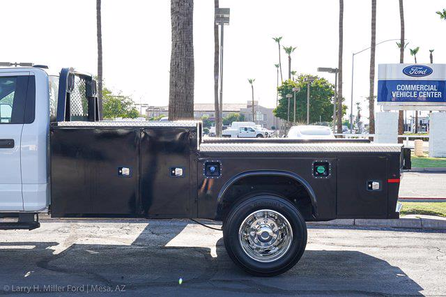 2021 Ford F-550 Regular Cab DRW 4x2, Crysteel E-Tipper Dump Body #21P297 - photo 5
