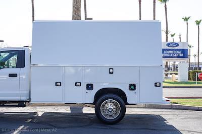 2021 Ford F-550 Regular Cab DRW 4x2, Knapheide KUVcc Service Body #21P298 - photo 5